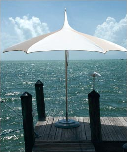 Tuuci Ocean Master Pagoda South Shore Patio Store